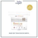 BE - ECOM - MKKM - BABY DRY TISSUE RAYON 160