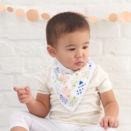 ADENANAIS BANDANA BIB - CELEMEK BAYI DAN ANAK - BABY CLOTHING - BABY EMPIRE