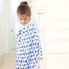 BABY EMPIRE - ADEN ANAIS - SILKY SOFT DREAM BLANKET - SELIMUT BAYI - INDIGO SHIBORI