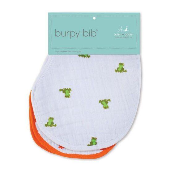 BABY EMPIRE - ADEN ANAIS - 2 PACK - CLASSIC BURPY BIBS - KAIN MULTIFUNGSI - ALAS TIDUR BAYI - MOD ABOUT BABY