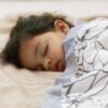 BABY EMPIRE - ADEN ANAIS - SILKY SOFT DREAM BLANKET - SELIMUT BAYI - MOONLIGHT LEAFY