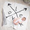 BABY EMPIRE - ADEN ANAIS - CLASSIC DREAM BLANKET - SELIMUT BAYI - LOVE STRUCK