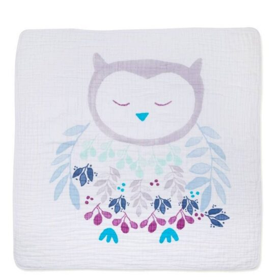 BABY EMPIRE - ADEN ANAIS - CLASSIC DREAM BLANKET - SELIMUT BAYI - THISTLR OWLISH