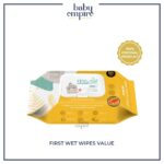 BE - ECOM - MKKM - FIRST WIPES VALUE